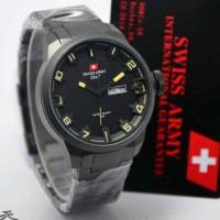 Jam Tangan SA 3078 Black Kuning