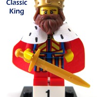 LEGO Minifigures Series 13-Classic King(Sealed)