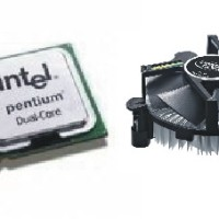 Processor DC E5200 + Fan New