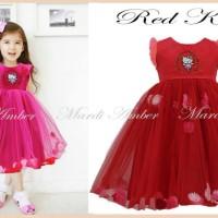 Dress MA HK Red