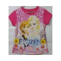 Kaos Anak Karakter Frozen