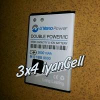 Baterai/Battery BlackBerry Onix 1,2/Bold (9780/9700/9000) 2600mAh