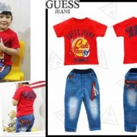 Boyset Guess Jeans