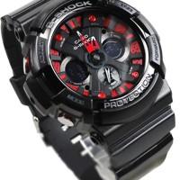 CASIO G-SHOCK Analog Digital Watch GA-200SH-1A