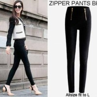 Bangkok Pants zipper