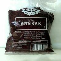 Beras Angkak / Merah 100 Gram (Red Yeast Rice)