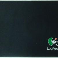 Mouse Pad Black Logitech