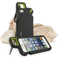ORIGINAL PUREGEAR PX360 EXTREME PROTECTION CARABINER CASE IPHONE 4 /4S