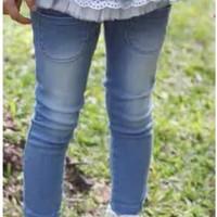 Celana Jeans Tutu Blue Swalow Peak