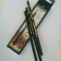 Pensil 2B Faber Castel Original