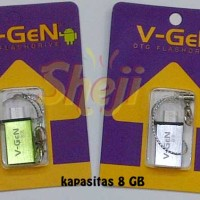 OTG FLASH DRIVE V-GEN 8 GB