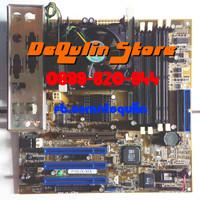 Paket PC Komputer Murah P4 2.8GHz 512MB RAM 64MB 64bit VGA External