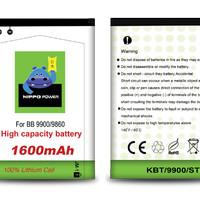 Hippo Baterai Blackberry - Dakota Monza Bellagio Orlando JM1 (1600MAH)
