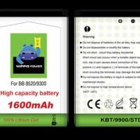 Hippo Baterai Blackberry - Gemini CS2 (1600MAH)