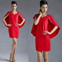 RED DRESS DIAN SASTRO