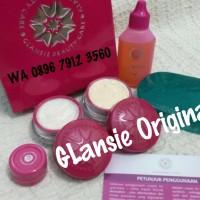 Glansie beauty flek/acne