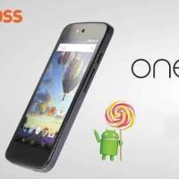 EVERCOSS A65 One X - Android Lollipop-1 GB RAM -Quad Core -Dual Camera