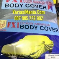 Body Cover / Sarung Tutup mobil Vitara Escudo Sidekick