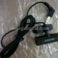 Original Sony Microphone OEM u/ Voice Recorder, Notebook & PC Chatting