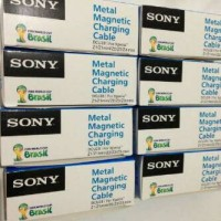 Metal Magnetic Charging Cable Sony Xperia