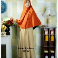 PROMO DISKON 40% Gamis Perdana Syar'i Ceruti Hijab Alila Murah