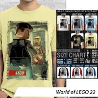 kaos lego ironman ocean seven