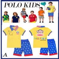 Polo Kids Paul Frank