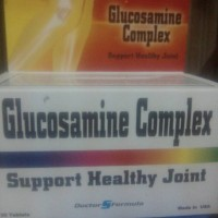 Glucosamine Complex 800mg / glukosamin / sendi / Doctor s