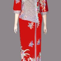 Model Baju Batik Wanita   Batik Pramugari   Batik Remaja   Batik Dress