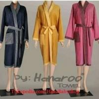Kimono Handuk Wanita Lengan Panjang Dewasa Hanaroo Towel Mandi Murah