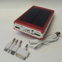 POWERBANK SOLAR CELL 20000