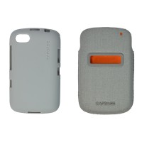 Capdase Id Pocket Value Set Blackberry 9720 - Abu - Abu