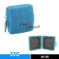 harga JJC MC-6B ~ MOMORY CARD CASE SMALL Tokopedia.com