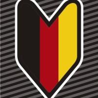JSC38 Suction Cup Tempelan Kaca Mobil Bendera Belgia