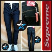 Celana Jeans Supreme Part 2 Cowok Keren dan Gaul New Arrival Cool Man