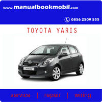 Service Manual Toyota Yaris