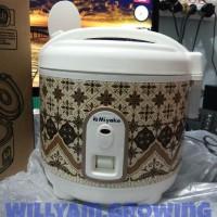 Rice Cooker serbaguna Miyako PSG-607