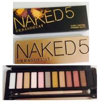 Naked 5 Urban Decay Eyeshadow