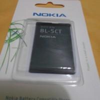 Baterai Nokia Original BL-5CT for Nokia C6-01, C5, C3-01, 6303i, 3720