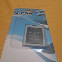 Baterai Mcom Dobel Power Cross Evercross Cross Pd1/t1c/pd6 3800mah