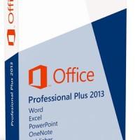 Lisensi Key Office Pro Plus 2013 32/64bit - ORIGINAL