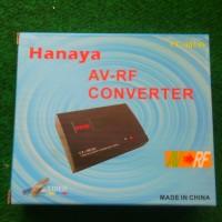 AV to RF Converter AV RF Modulator TV