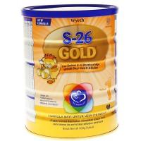 Susu S26 GOLD Tahap 1 900 Gram