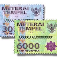 MATERAI 6000 EDISI BARU