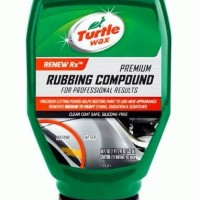 Turtle Wax Premium Rubbing Compound