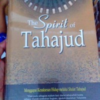 The Spirit Of Tahajud