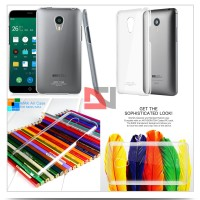 Casing Imak Crystal Clear Hardcase Meizu Mx4
