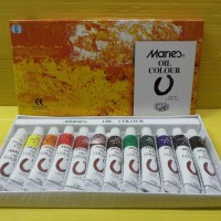 Cat Minyak / Oil Colour Marie's