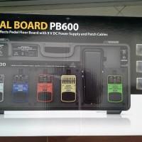 Pedal Board PB600 / PB 600 / Pedal board BEHRINGER PB600 BEHRINGER