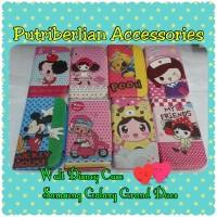 Flip Case Wallet Disney For Samsung Galaxy Grand Duos I9082 Cover